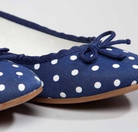 مدل کفش خال دار