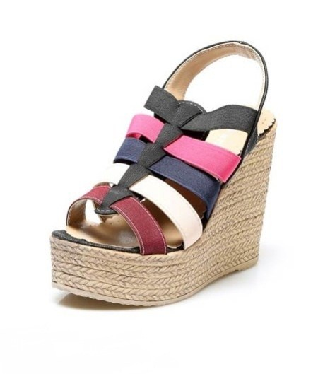 مدل کفشهای پاشنهدار راحتی تابستانه