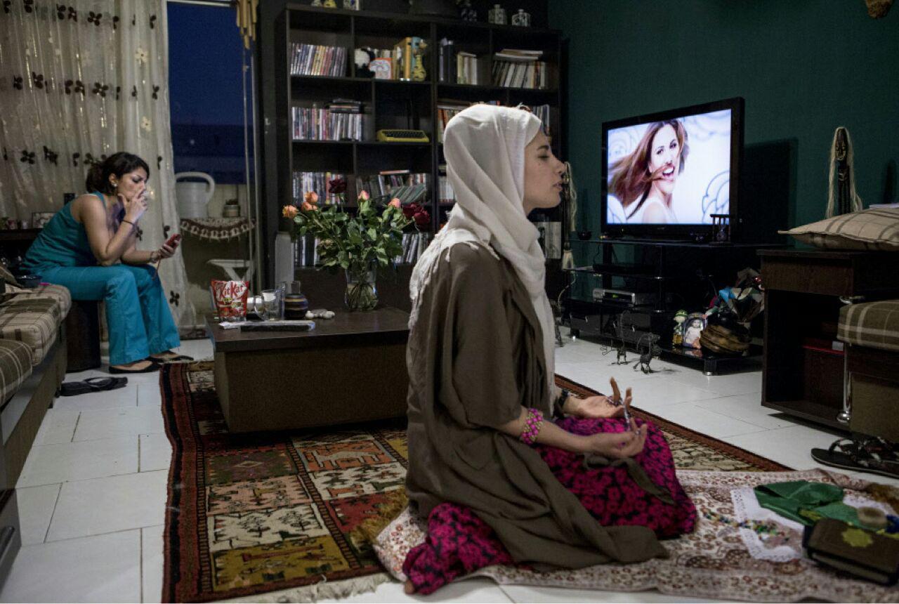 عکس های مستند حسین فاطمی با عنوان  سفر یک ایرانی  مورد نقد و بررسی قرار گرفت