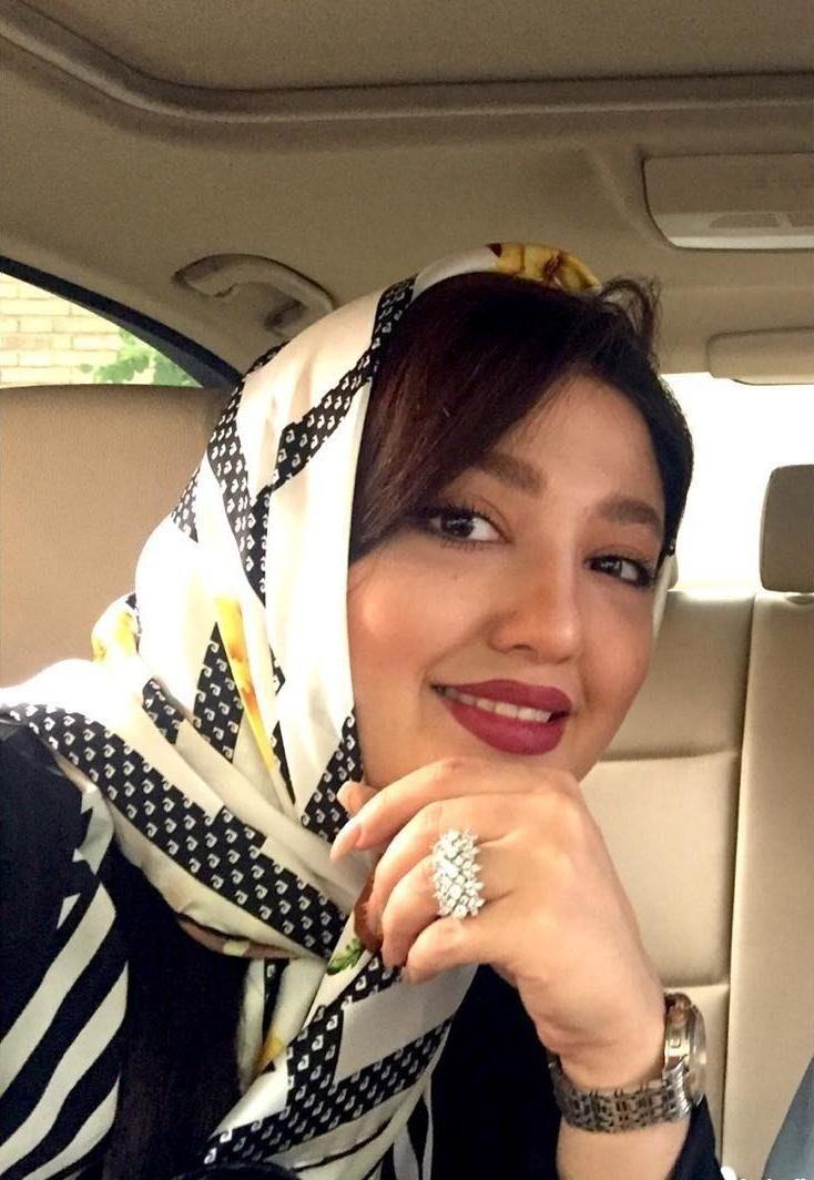 عکسهای جدید و شخصی نازلی رجب پور