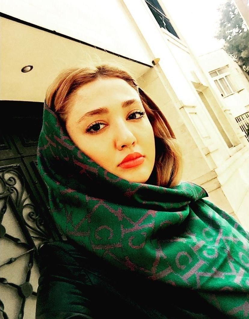 عکس زیبای نازلی رجب پور ، عکس نازلی رجب پور