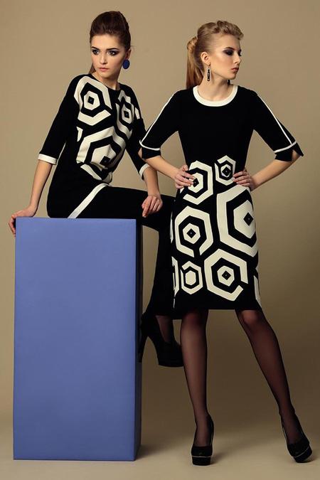 مدل لباس های جدید زنانه ی برند روسی Noche Mio