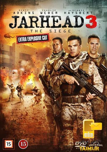 دانلود فیلم Jarhead 3: The Siege 2016 با لینک مستقیم