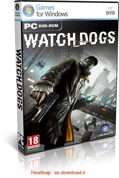دانلود بازی Watch_Dogs برای PC