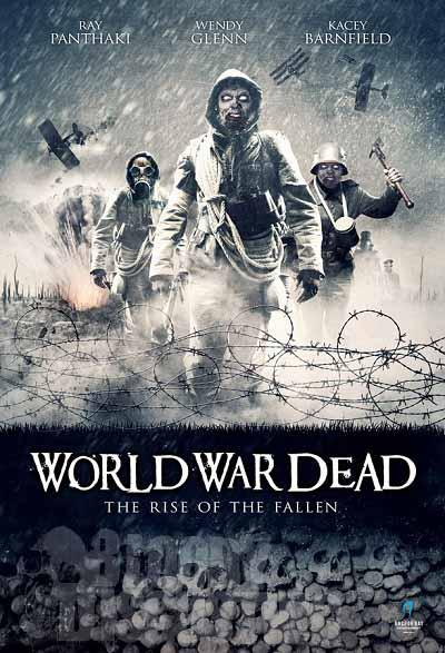 دانلود فیلم خارجی ترسناک و وحشتناک جدید World War Dead Rise of the Fallen 2015 با کیفیت BluRay 720p