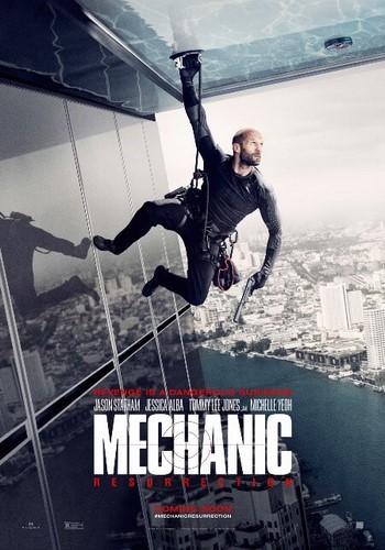 دانلود فیلم مکانیک ۲۰۱۶ Mechanic 2 Resurrection