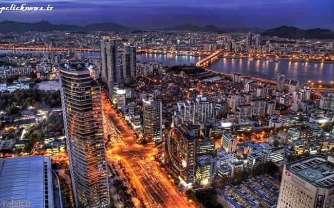 تصاویری از برترین شهر هوشمند دنیا