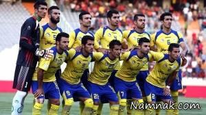 باشگاه فوتبال نفت تهران ماندی شد