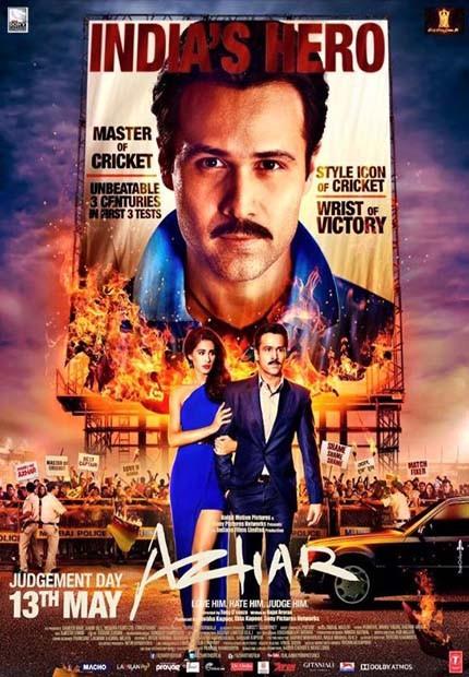 دانلود فیلم Azhar 2016
