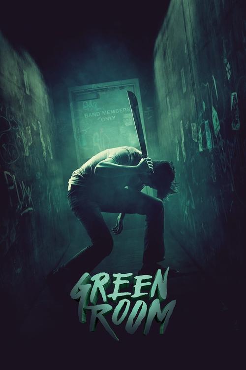 دانلود فیلم Green Room 2015
