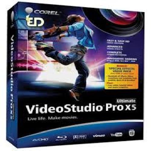 دانلود نرم افزار حرفه ای کلیپ سازی با آموزش - Ulead video studio 11.5