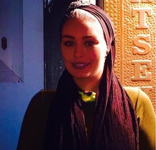 عکسهای سحر قریشی در استانبول ترکیه