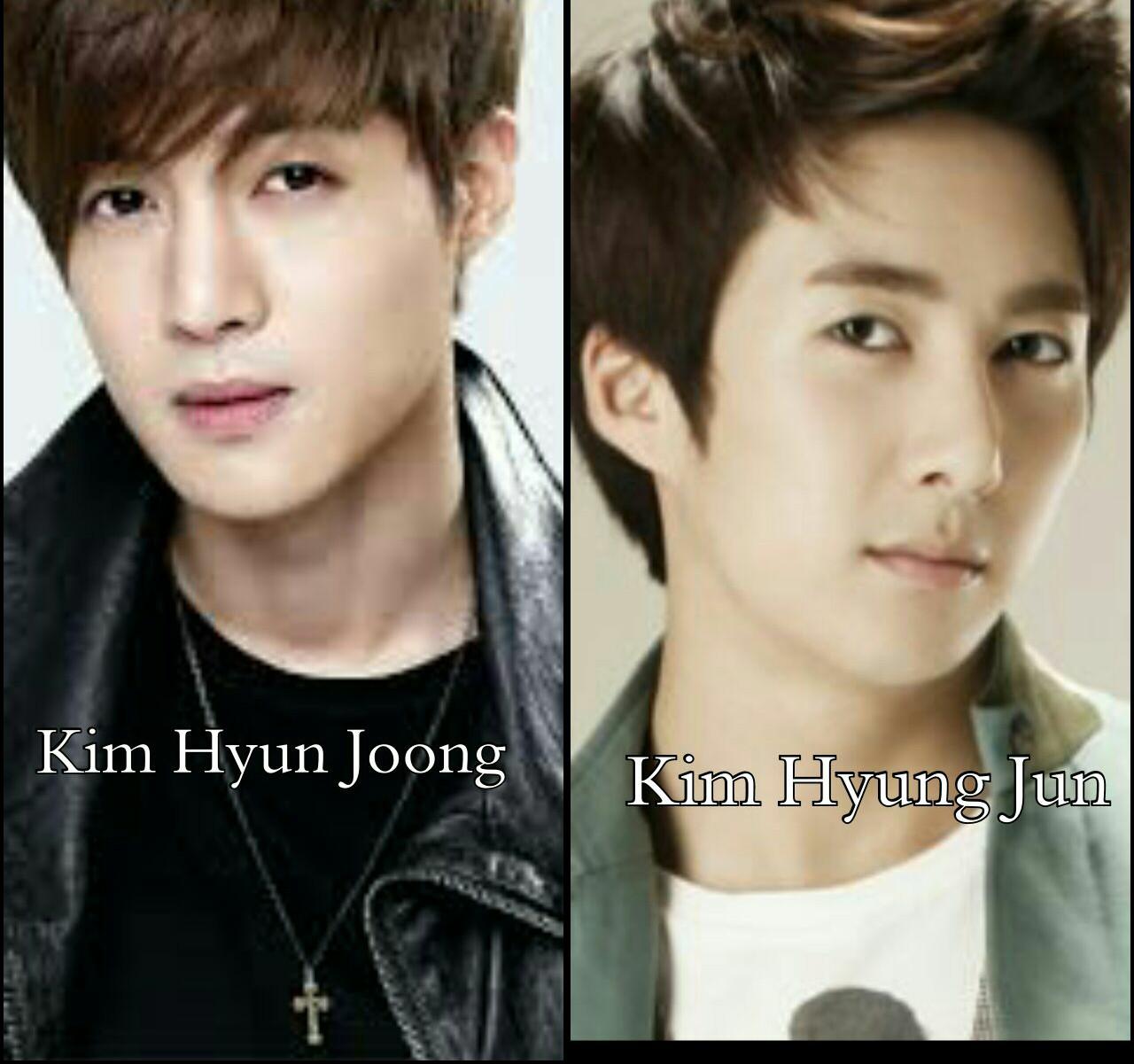 خوانندگان و بازیگران کره ای با اسم مشابه هیونگ جون و هیون جونگ