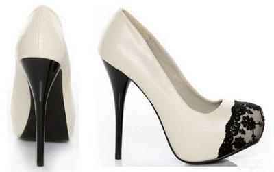 زیباترین کفشهای پاشنه بلند دخترانه و زنانه