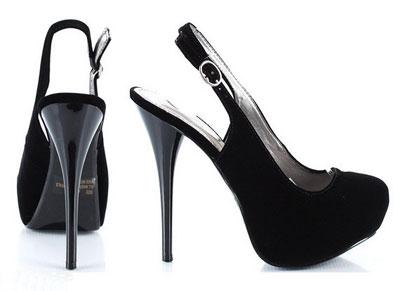 جدیترین مدلهای کفش پاشنه بلند دخترانه
