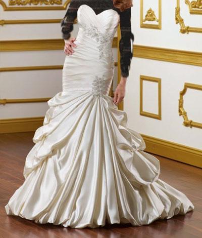عکس مدل هاي لباس عروس 2016