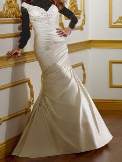 جدیدترین مدلهای لباس عروس