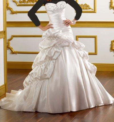 مدلهای زیبای لباس عروس
