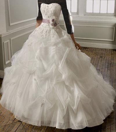 مدلهای لباس عروس شیک