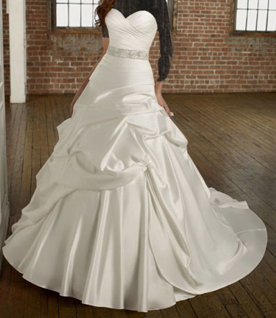 مدل لباس عروس قشنگ