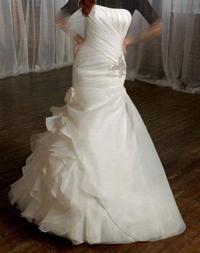 مدل لباس عروس 95
