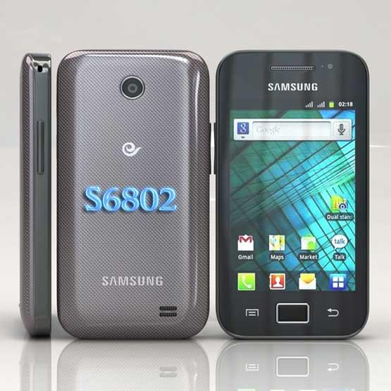 دانلود رام ۴فایل ترمیمی Galaxy Ace Duos S6802 اندروید ۲.۳.۶