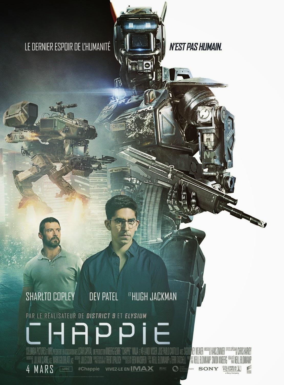 دانلود فیلم چپی – Chappie 2015