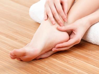 نقش پاها در ارگاسم زنان