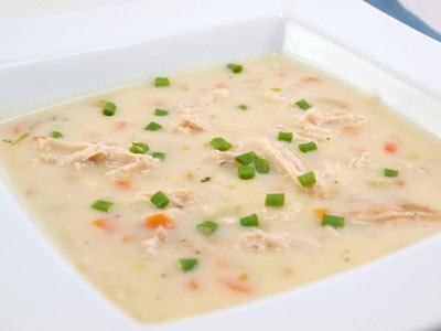 سوپ سفيد