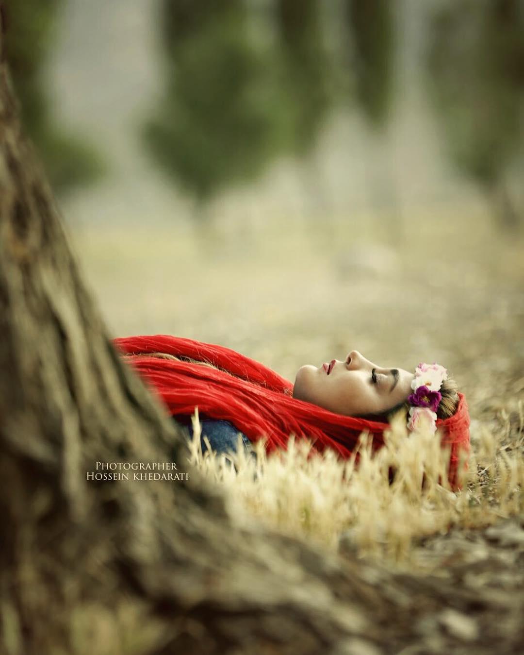 عکس زیبای مریم معصومی
