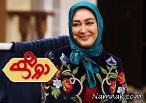 دلیل ازدواج نکردن الهام حمیدی در برنامه دورهمی + عکس