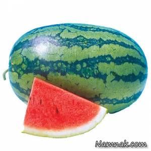 به هندوانه ضربه نزنند!