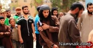 شکنجه و مجازات روزه خواری توسط داعشی ها + تصاویر