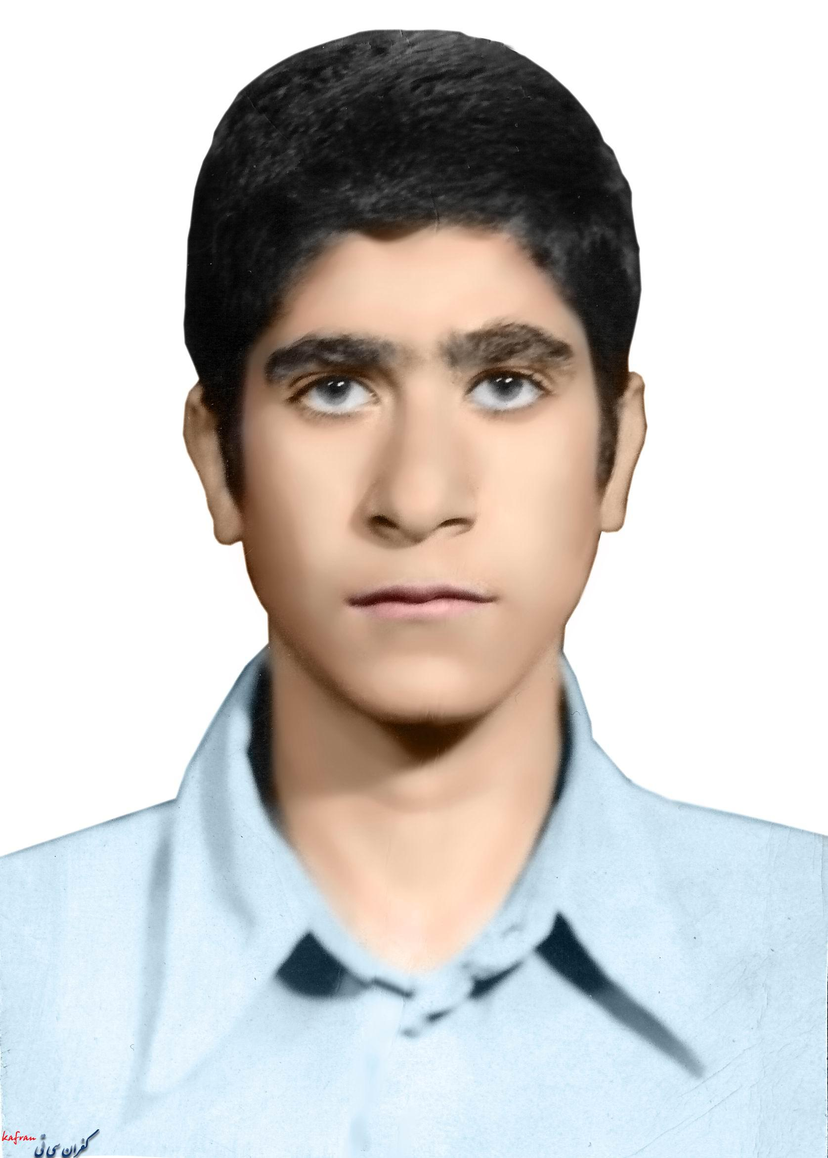 فرازي از وصيت نامه شهيد سید احمد حسینی (1)