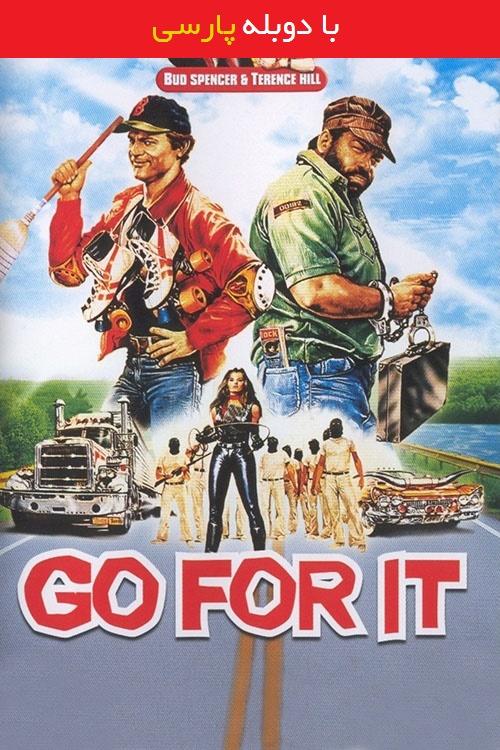 دانلود فیلم سفر پر ماجرا با دوبله فارسی Go for It 1983