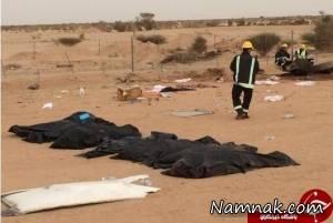 حادثه ی دلخراش دیگر برای حجاج در عربستان + تصاویر
