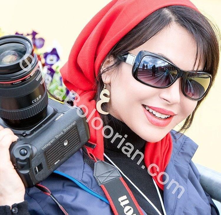 عکس زیبای شیوا بلوریان