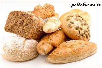 نگهداری نان در فریزر