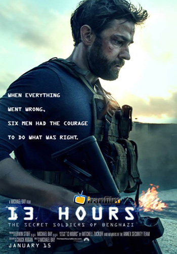 دانلود فیلم ۱۳Hours: The Secret Soldiers of Benghazi