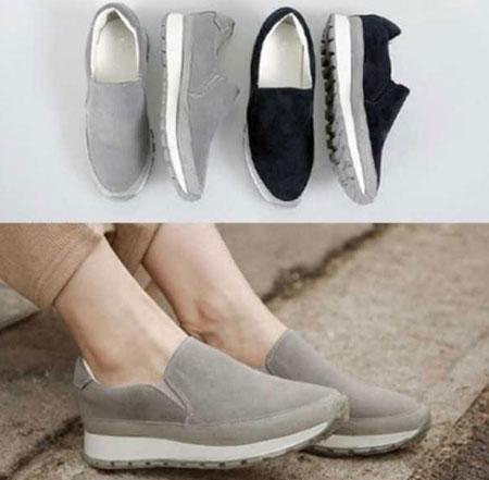 کفش کتانی جدید