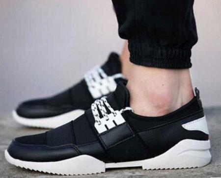 شیک ترین مدل کفش کتانی