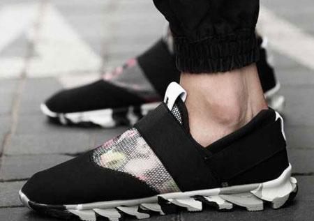 جدیدترین کفش های کتانی اسپرت