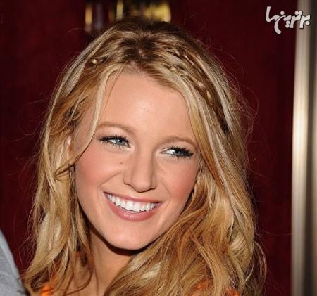 مدل موی بلیک لایولی