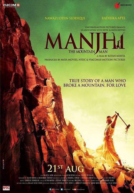 دانلود رایگان فیلم Manjhi: The Mountain Man 2016