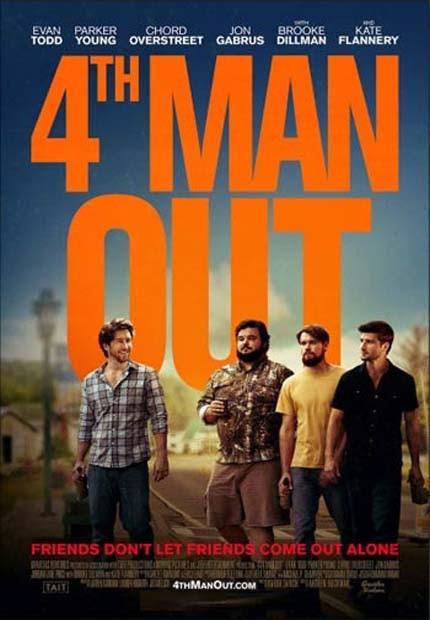 دانلود رایگان فیلم 4th Man Out 2015