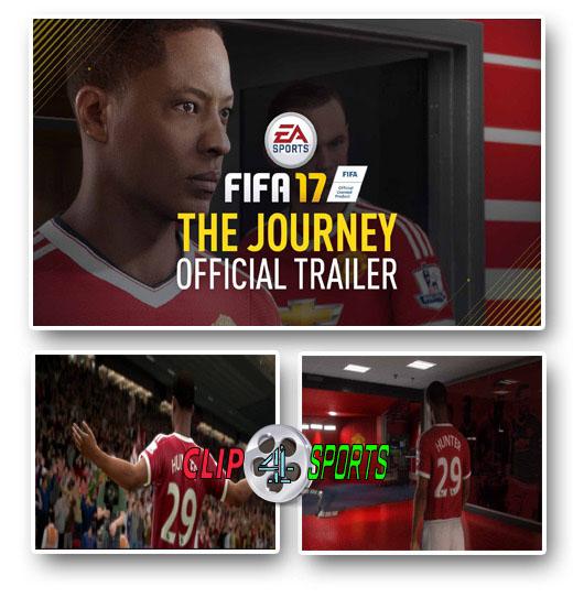 دانلود آخرین تریلر بازی فیفا ۱۷ با کیفیت HD