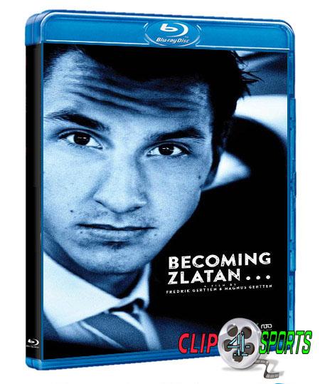 دانلود مستند Becoming Zlatan 2015