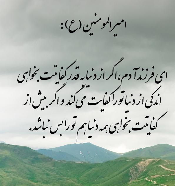 ولادت حضرت ابو الحسن رضا (ع) در اصول کافی