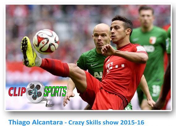 دانلود کلیپ بهترین حرکات تیاگو آلکانتارا در فصل ۲۰۱۵-۲۰۱۶