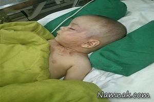 داستان واقعی آزار نوزاد 5 ماهه در رشت + تصاویر